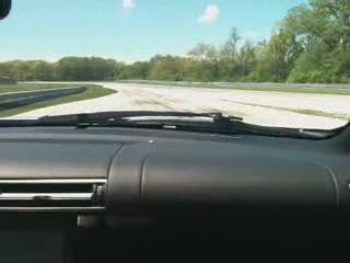 A Ride in the LEXUS LFA at the Joliet Autobahn Race Track from:SBTerminator